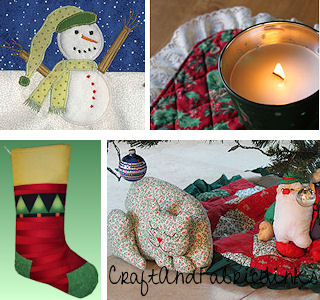 Sewing Craft Patterns Free Christmas Crafting