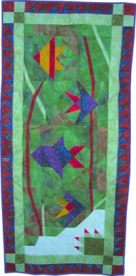 Fish Quilt Patterns Free Patterns